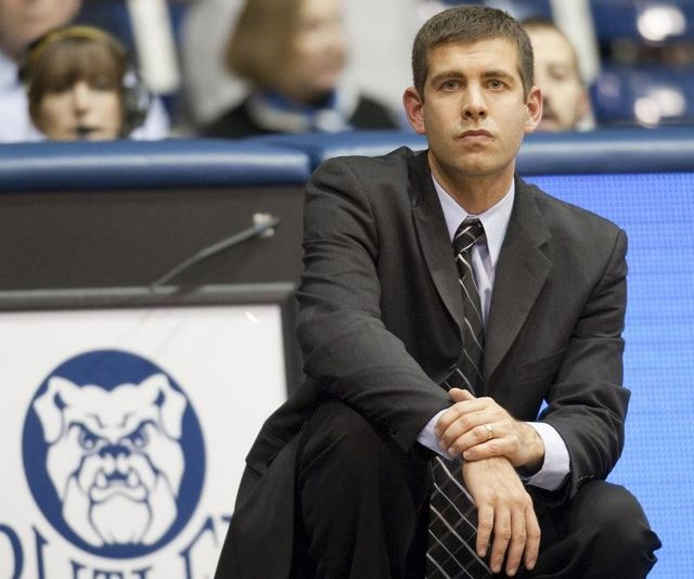 Image result for Brad Stevens Dances Around Questions Regarding His Involvement With The Coaching Carousel