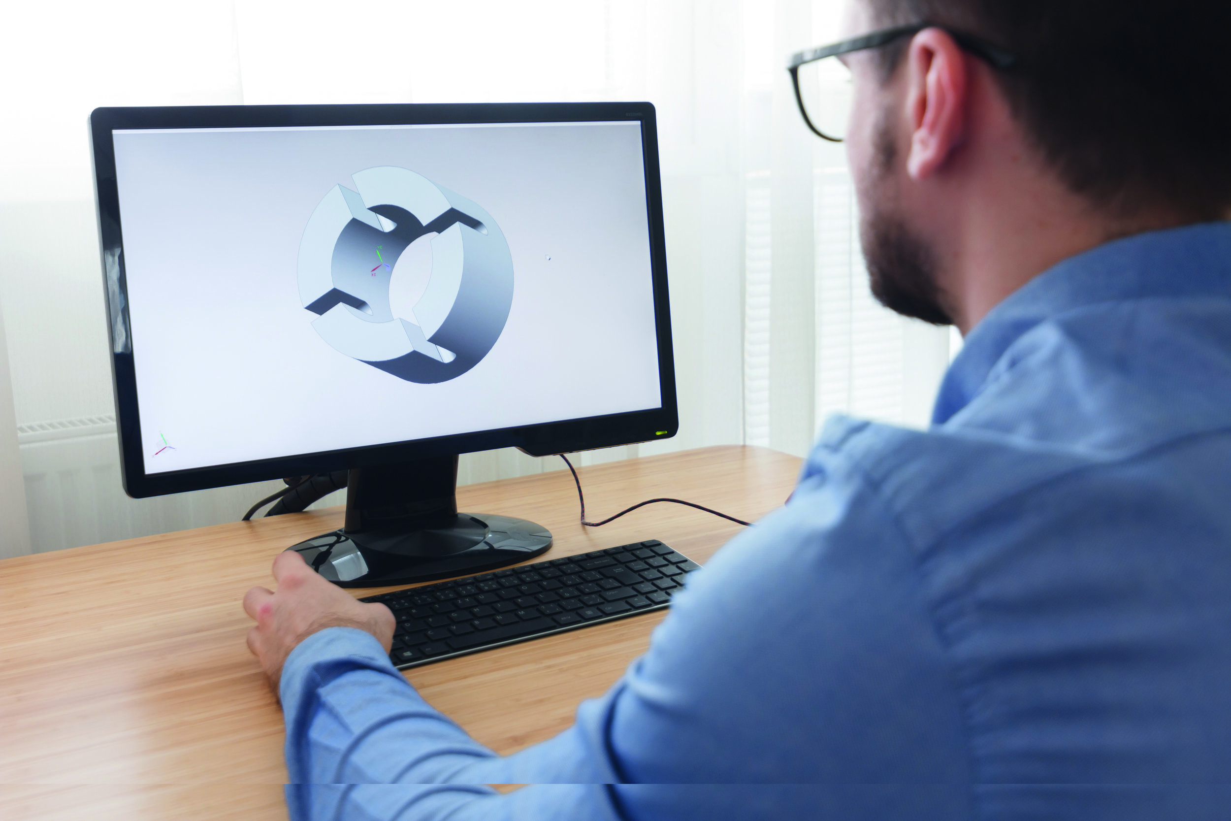 Meet 3D CAD  Tuesday 2 July | 1.00 - 3.00pm  Learn the basics of how to digitally design anything you can think up!