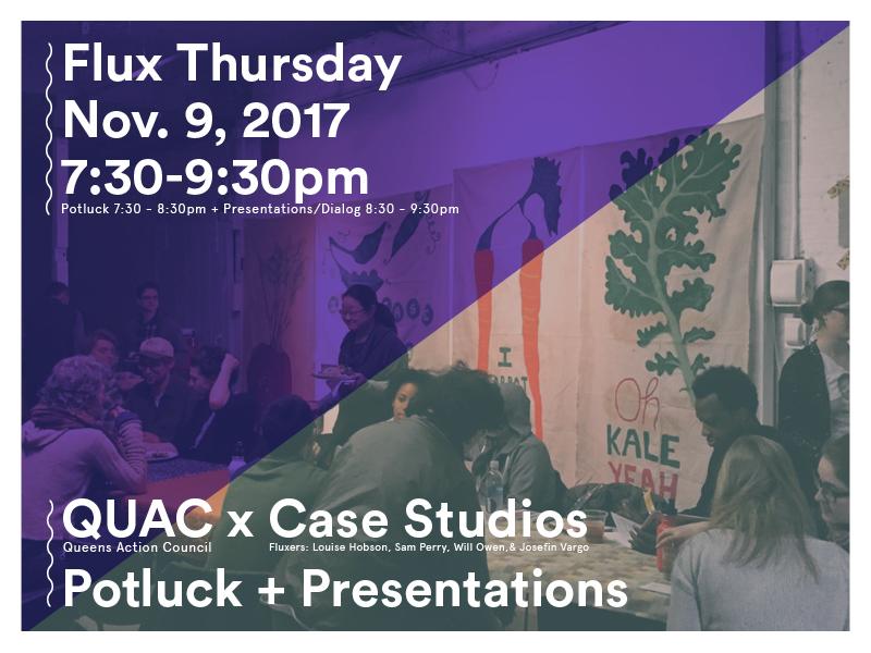 Flux Thursday