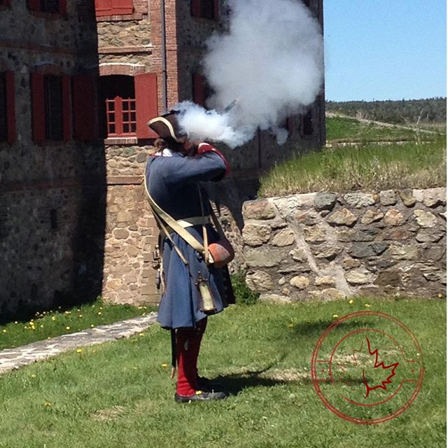 Canadian history isn't boring! https://buff.ly/2GPJgJM⠀ #canadianhistory #louisbourg #canadianaeducational