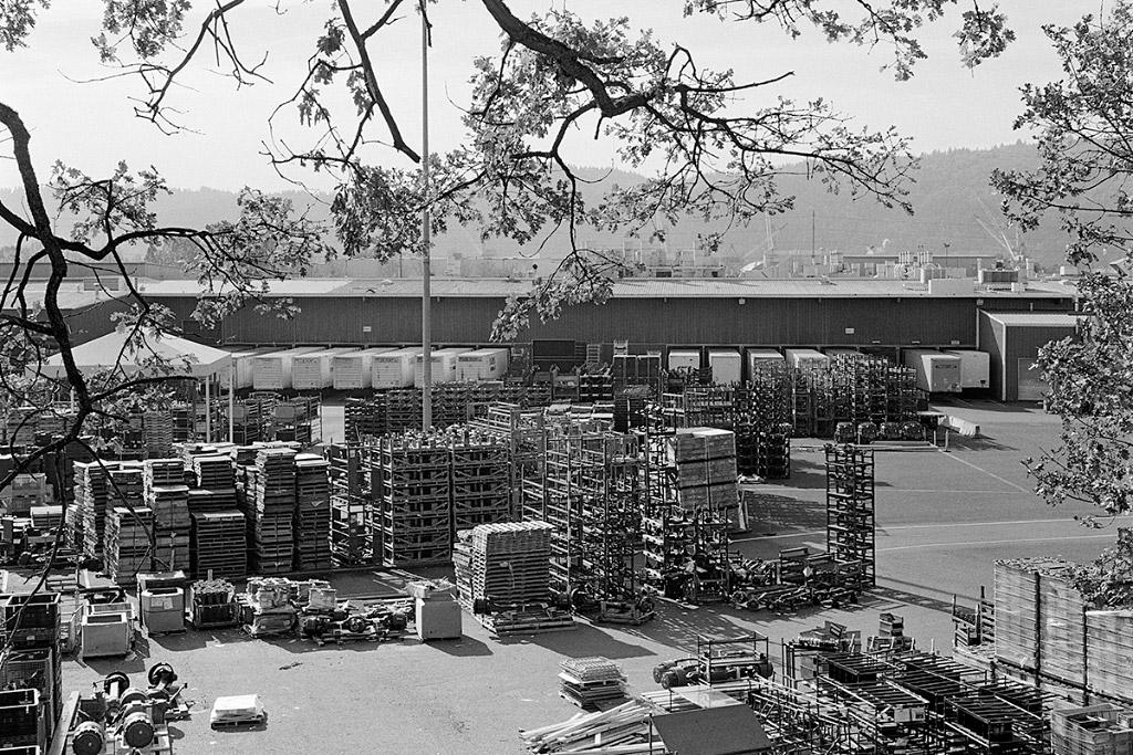 Swan Island Industrial Park -