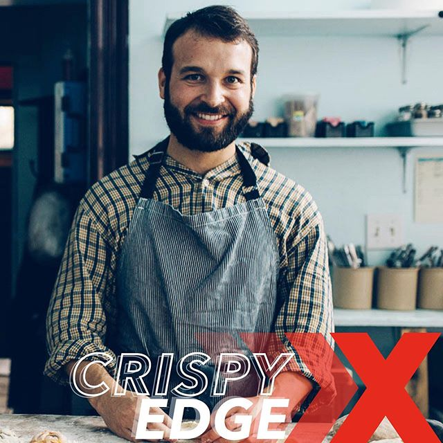 Reception announcement ❌ Excited to have our reception catered by @crispyedge! ❌ Crispy Edge was founded by David Dresner, BSBA '10 ❌ Entertainment announcement ❌ We will be welcoming @wu.slam to the stage - thrilled to have them present ideas through Slam Poetry!