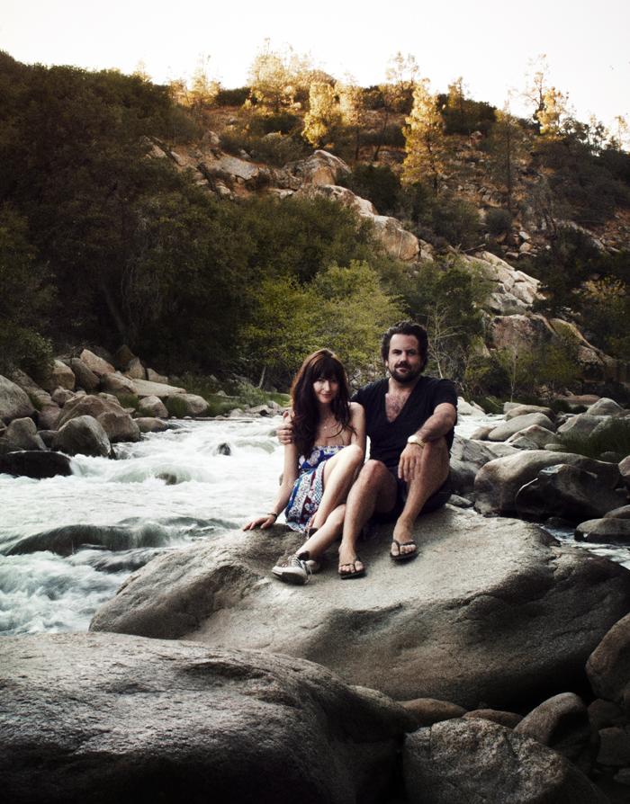 camping, California