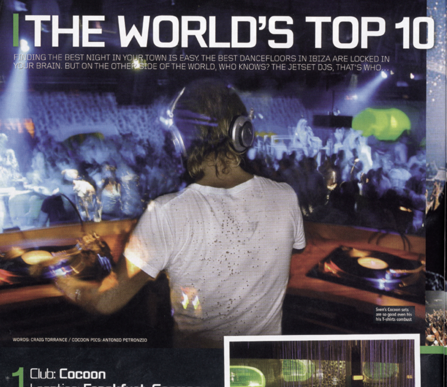 MixMag: Worlds Top Clubs