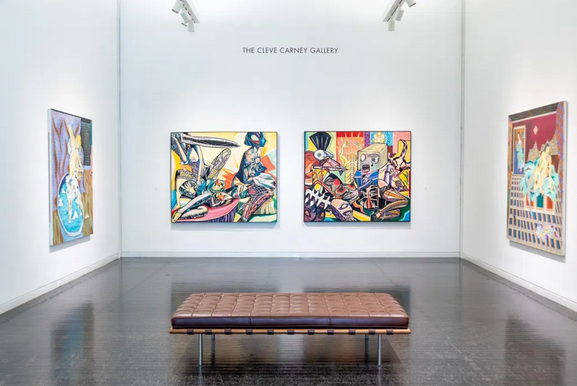 Defining Chicago Imagism: A Review of What Came After: Figurative Painting in Chicago 1978-1998 at the Elmhurst Art Museum by Chris Miller in Newcity -