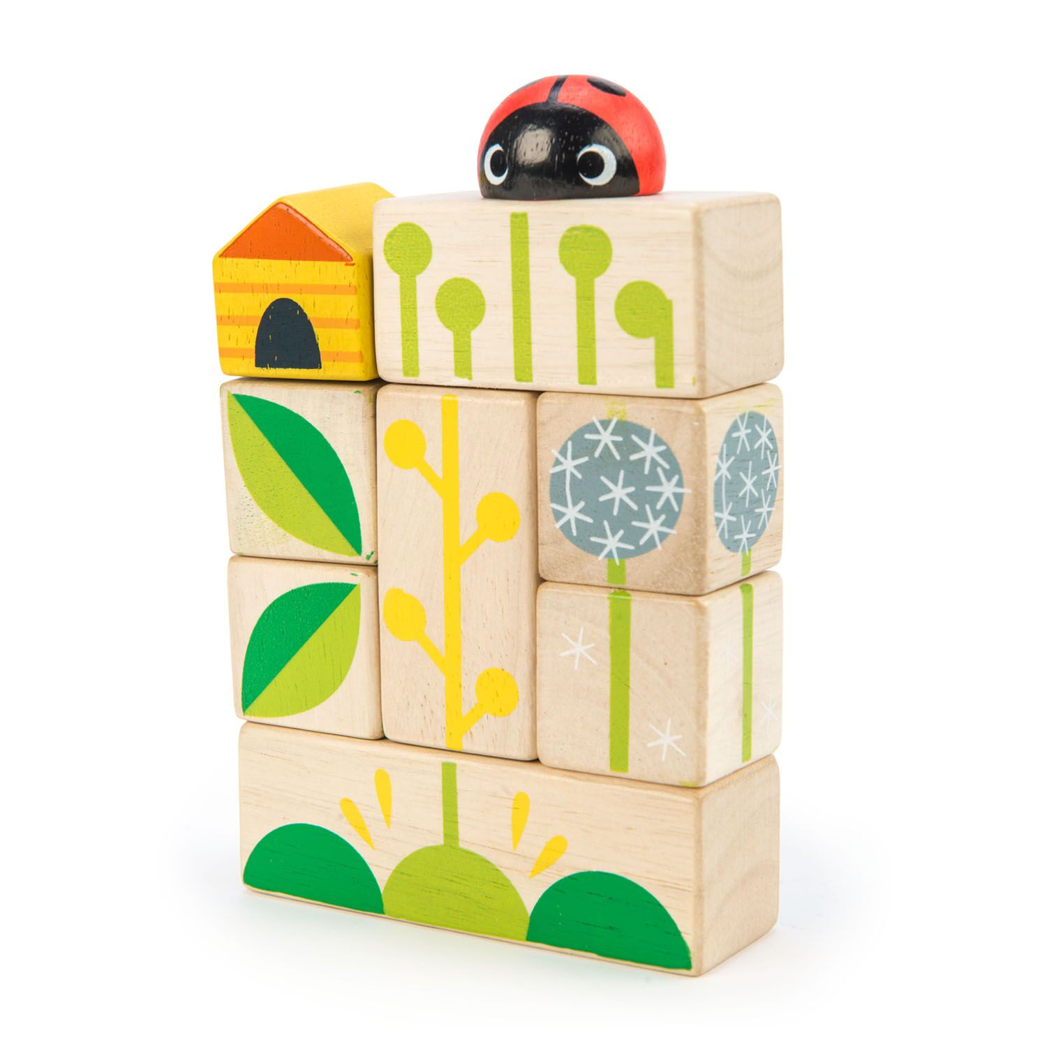 The Most Adorable Wood Stackable Toys Puzzles Are Here Baby
