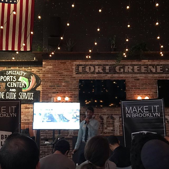 Climate week pitch night with @agtechx and @weradiate ! Congrats to Sashti and team for this great accomplishment! . . . #weradiate #permaculture #organicfarming #organicfarmer #urbanfarming #urbanfarmer #farmlife #farmlyfe #urbanagriculture #calltoaction #climatechange #local  #compost #communitycompost #climateweeknyc #mastercomposter