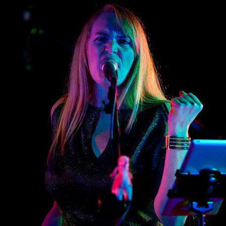 Lesley Wilson - Vocals