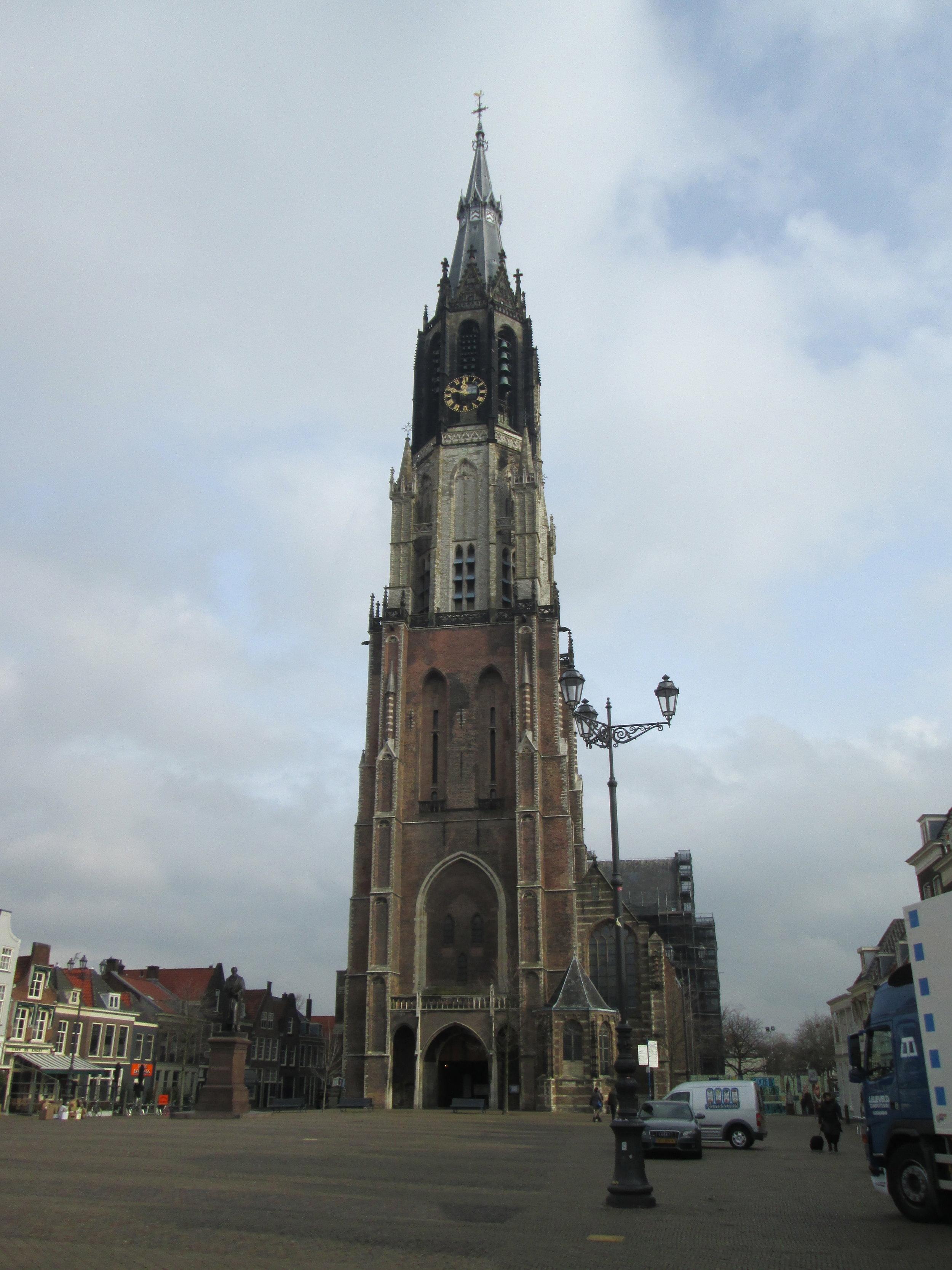 The New Church of Delft