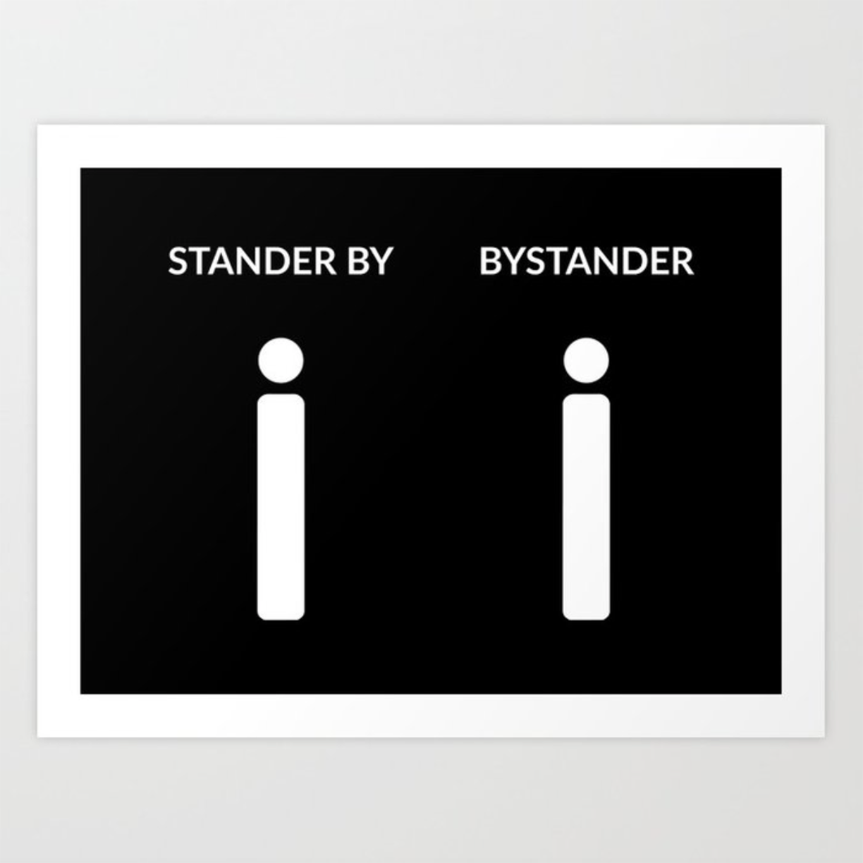 STAND BY…