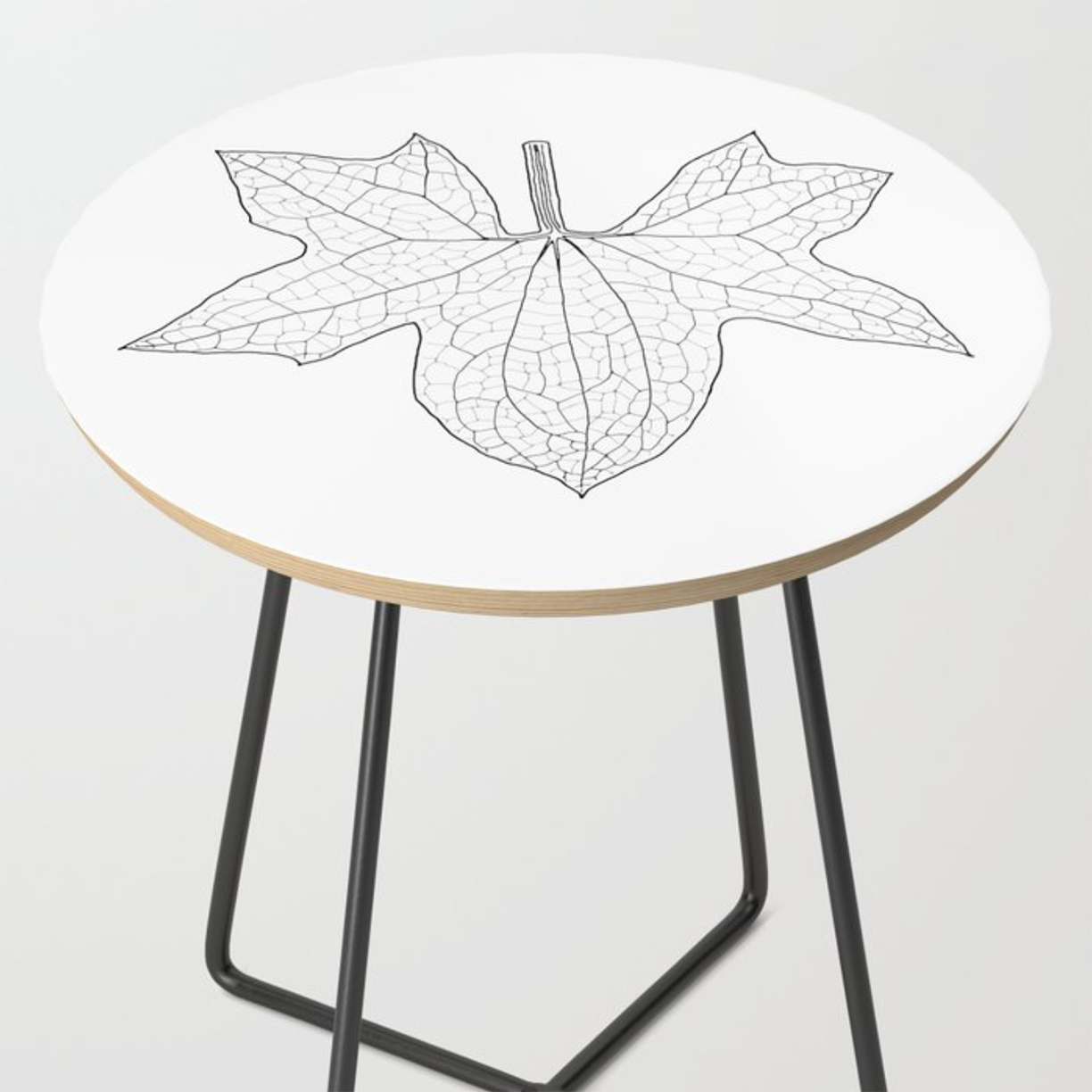 SIDE TABLES (round)