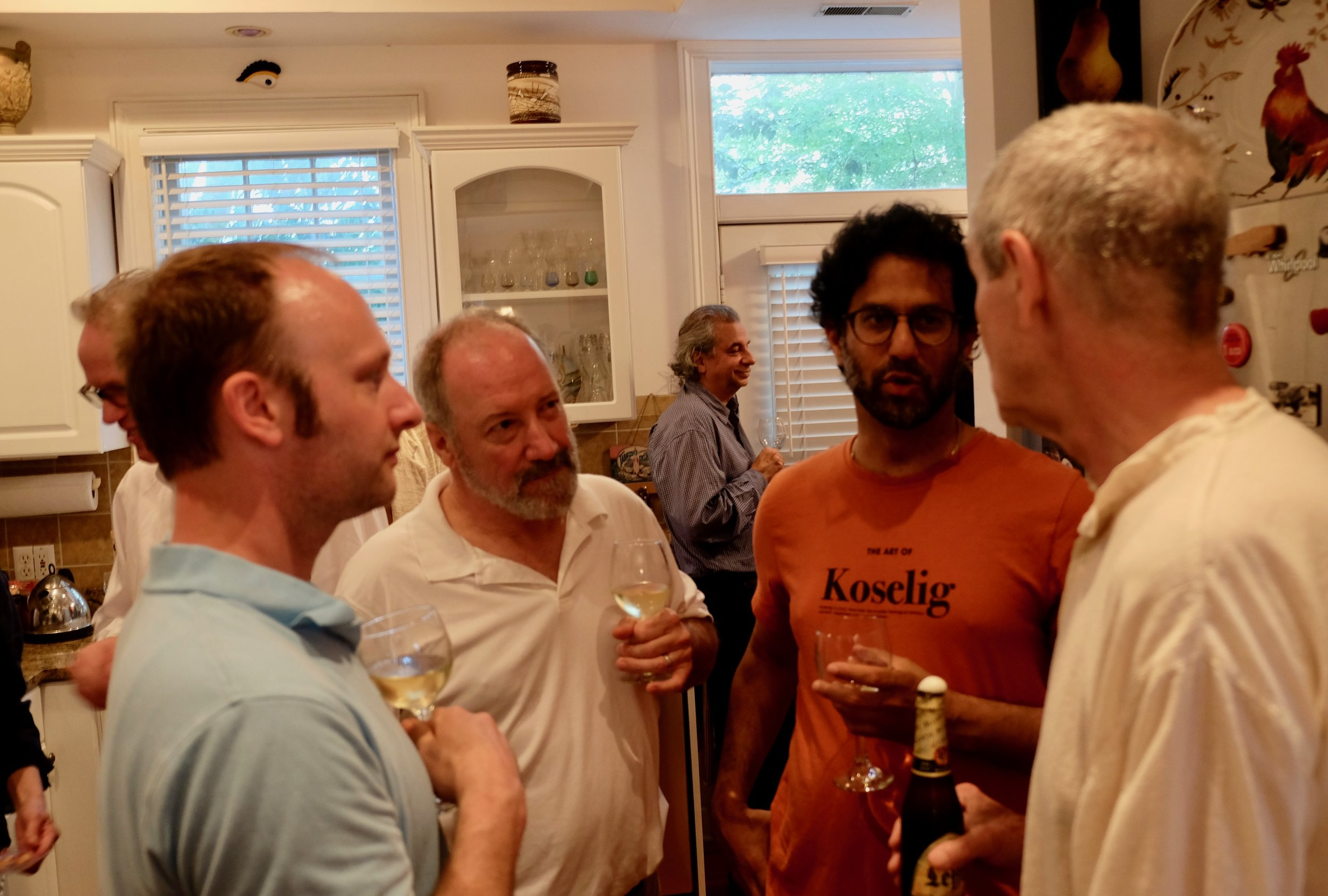 Matt Shockey, David Cummiskey, Anand Vaidya, Mark Siderits