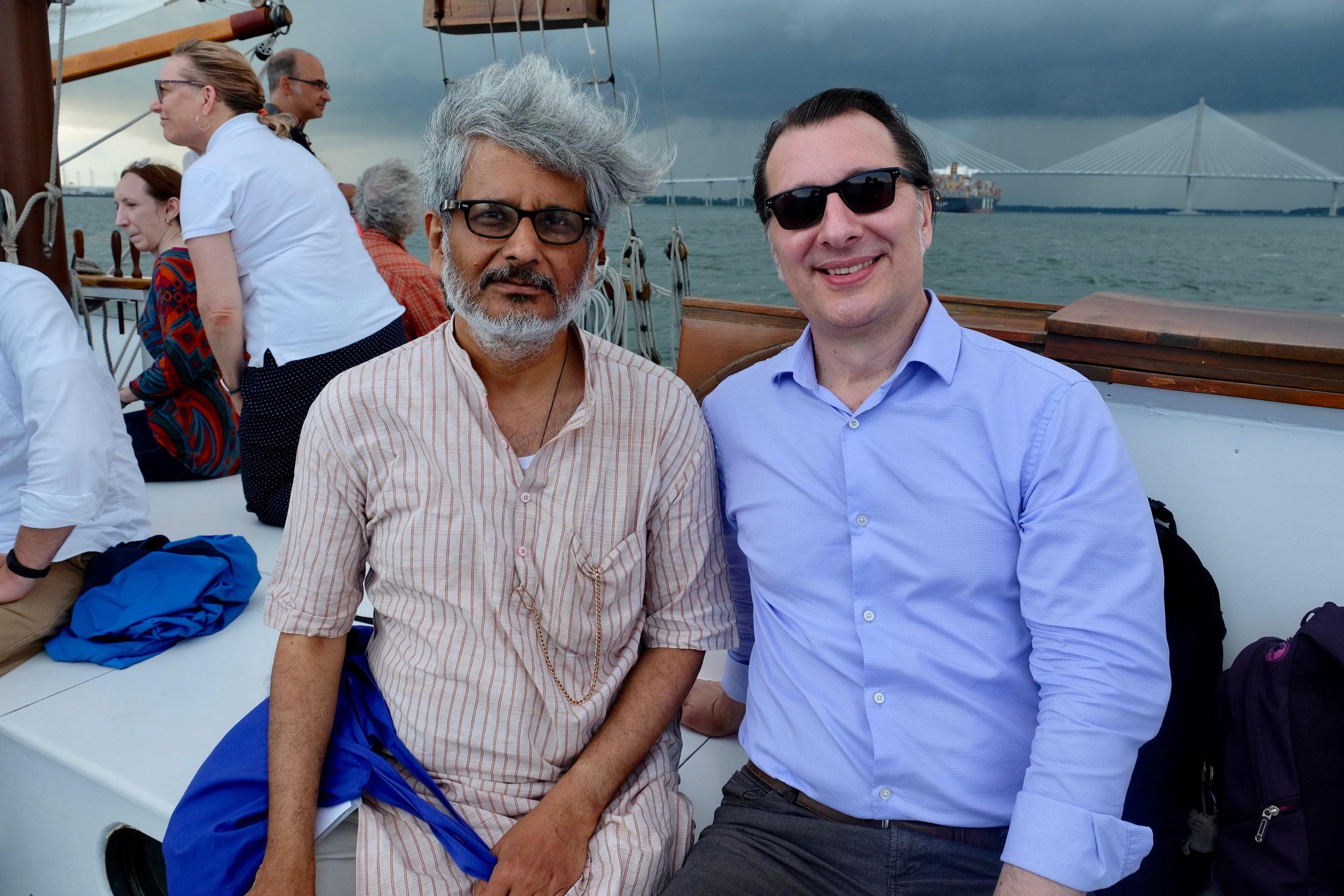 Arindam Chakrabarti, Christian Coseru
