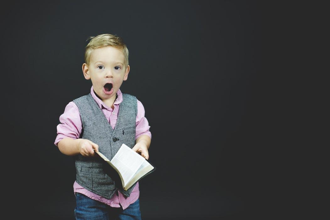 Help your children find their sense of wonder