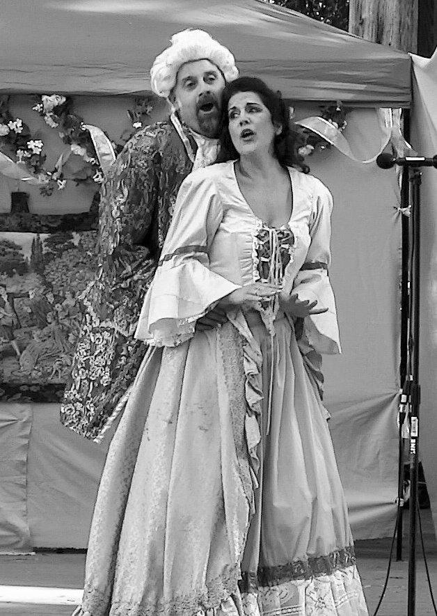 Susanna from Le Nozze di Figaro, Bay Shore Lyric Opera