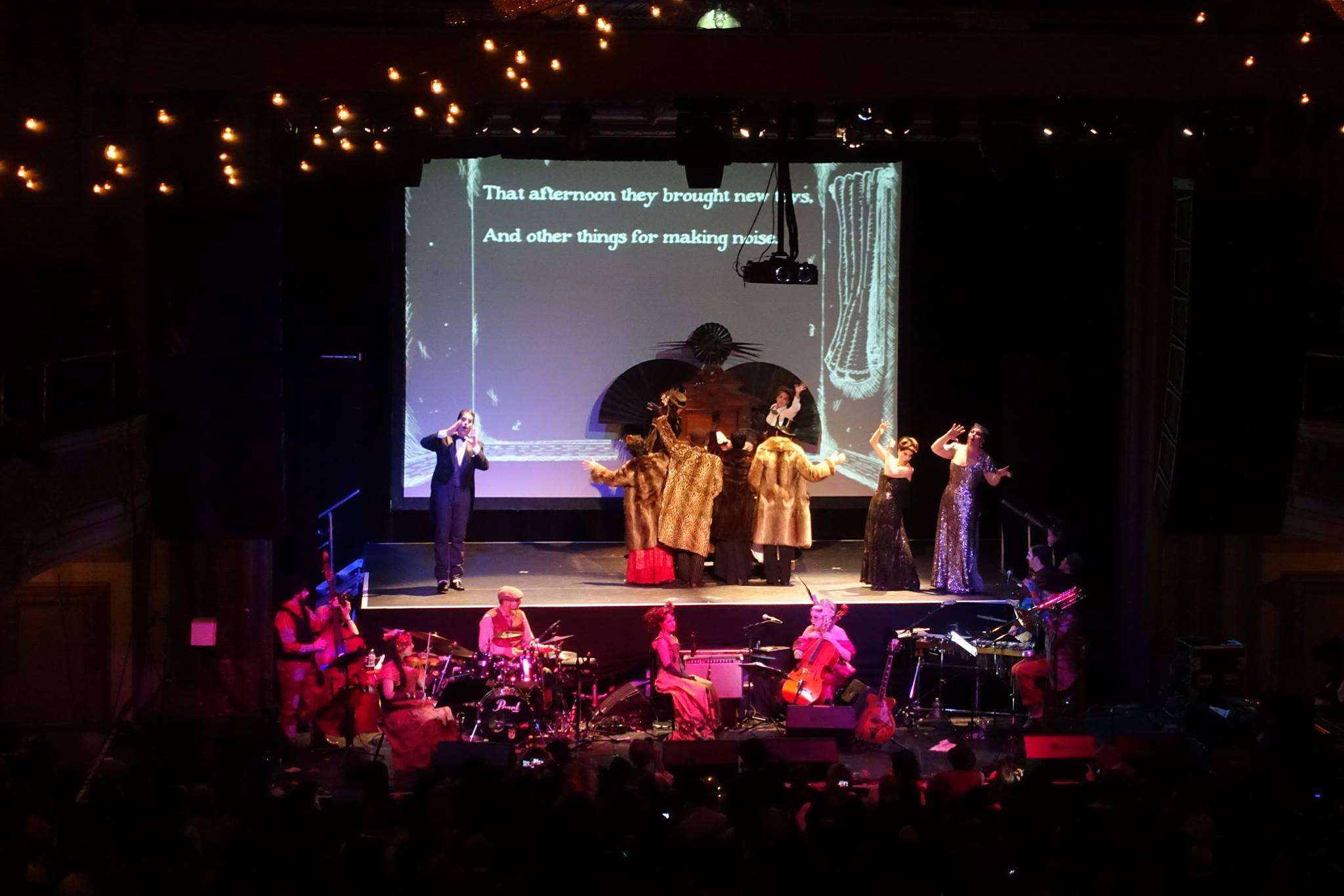 Notte Voci, The 2016 Edwardian Ball, San Francisco