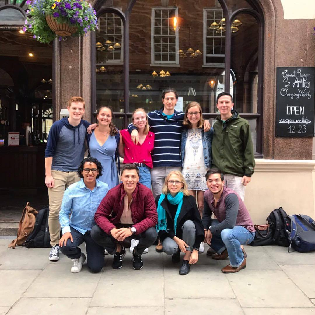 "Sebastian with his friend group at the London School of Economics, where he took an environmental economics class.                96                Normal     0                     false     false     false         EN-US     ZH-CN     X-NONE                                                                                                                                                                                                                                                                                                                                                                                                                                                                                                                                                                                                                                                                                                                                                                                                                                                                                                                                                                                                                                                                                                                                                                                                                                                                                                                                                                                                                                                                                                                                                                                                                                                                                                                                      /* Style Definitions */ table.MsoNormalTable 	{mso-style-name:""Table Normal""; 	mso-tstyle-rowband-size:0; 	mso-tstyle-colband-size:0; 	mso-style-noshow:yes; 	mso-style-priority:99; 	mso-style-parent:""""; 	mso-padding-alt:0in 5.4pt 0in 5.4pt; 	mso-para-margin:0in; 	mso-para-margin-bottom:.0001pt; 	mso-pagination:widow-orphan; 	font-size:12.0pt; 	font-family:Calibri; 	mso-ascii-font-family:Calibri; 	mso-ascii-theme-font:minor-latin; 	mso-hansi-font-family:Calibri; 	mso-hansi-theme-font:minor-latin;}      I know you spent some time at the London School of Economics last summer, what led you to pursue that?   I'd never traveled on my own, never been to Europe and it was a little scary and uncomfortable. But I knew the only way to grow and gain experience was to do it, so I said, what the hell, let's go. When you take these chances, you lose a lot of fear not just about traveling, but trying new things in general. I'm actually going to spend this summer in Argentina working with an economist there, and although my mom isn't that thrilled about it, sometimes you have to take that leap.   For a lot of first-gen students, going to college makes them more different from their family members. For students who come from immigrant families/are immigrants themselves, this dynamic is often magnified. How do you handle this and remain authentic to yourself?    Number one, you have to know that you're not alone. Even the kid whose whole family has gone to Ivy Leagues, even she's probably a little scared.  Second, start small. You don't have to immediately jump in and join a thousand clubs, overextend yourself, and then die. You can do something simple like cooking in the dorm's kitchen and sharing the food with someone who walks in. Starting really small helps you get comfortable and make the college more of a home.  In terms of your family, I think the trick is to always remain humble, just because I'm going to college doesn't mean that I know anything or that I'm entitled to anything. A lot of times my parents or friends who didn't go to college are wiser than I am. I don't doubt that. I may know something about   p values   now, but I don't know everything about love, friendship, or life.               96                Normal     0                     false     false     false         EN-US     ZH-CN     X-NONE                                                                                                                                                                                                                                                                                                                                                                                                                                                                                                                                                                                                                                                                                                                                                                                                                                                                                                                                                                                                                                                                                                                                                                                                                                                                                                                                                                                                                                                                                                                                                                                                                                                                                                                                      /* Style Definitions */ table.MsoNormalTable 	{mso-style-name:""Table Normal""; 	mso-tstyle-rowband-size:0; 	mso-tstyle-colband-size:0; 	mso-style-noshow:yes; 	mso-style-priority:99; 	mso-style-parent:""""; 	mso-padding-alt:0in 5.4pt 0in 5.4pt; 	mso-para-margin:0in; 	mso-para-margin-bottom:.0001pt; 	mso-pagination:widow-orphan; 	font-size:12.0pt; 	font-family:Calibri; 	mso-ascii-font-family:Calibri; 	mso-ascii-theme-font:minor-latin; 	mso-hansi-font-family:Calibri; 	mso-hansi-theme-font:minor-latin;}        Rapid Fire Round:    Give me one book recommendation:  The Alchemist by Paulo Coelho—it teaches that lesson I mentioned that wisdom can only be found, not sought.   Something cool you've recently stumbled upon:  Cubanitos coffee. It's an espresso with a froth of sugar. It's the elixir of the gods.   Fun fact (about yourself or anything else):  I play guitar, I love improvisation, and I really like blues because improvising is so important in that genre.   Study tip:  Take your phone, silence it, put it on do not disturb, and then throw it in the river. You have to get into what psychologists call ""flow""; it's so important. (We'll talk more about the concept of flow in an upcoming post!)  Many thanks to Sebastian for sitting down and talking with us!"
