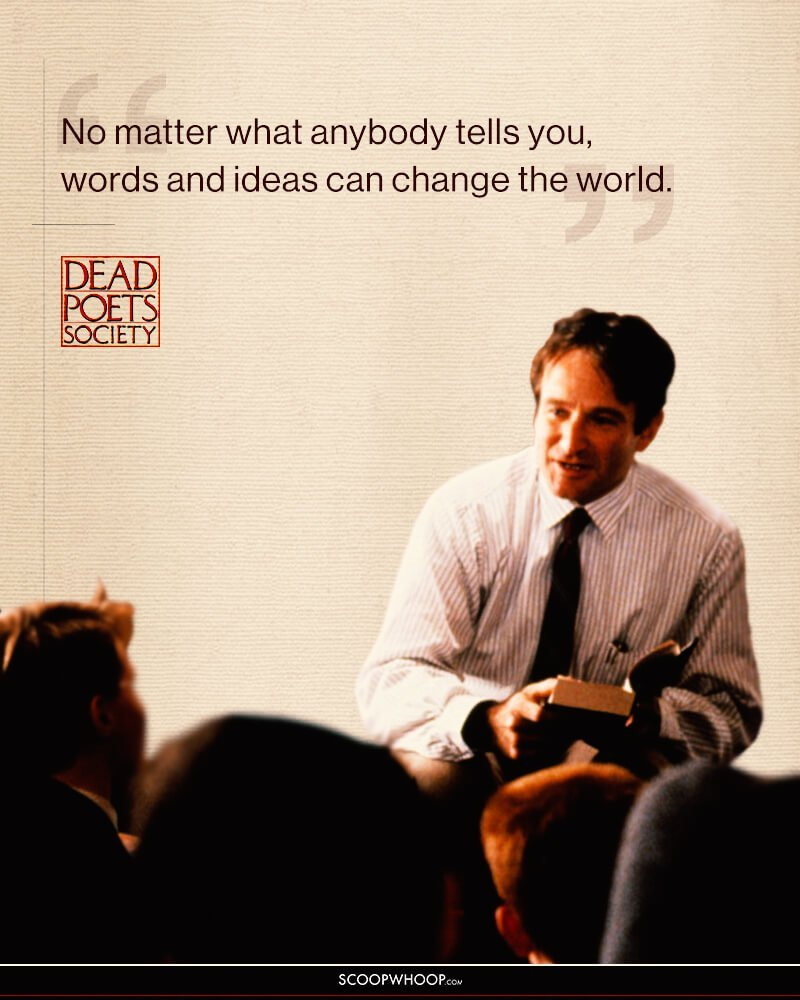 "From Dead Poets Society, one of the films that influenced Matt growing up.     Anything you'd like to add?   I think with the first-generation experience, there's still so much we need to do. For example, UC Berkeley does a great job with that and Brown University just launched a new first-gen office and I'm always encouraged when I see new initiatives, but I wish it was more common. More so than that, I wish we were celebrating first-gen students. Something I'm working on is making sure my students are proud of being first-gen. This year I'm getting honor cords for my students to wear at commencement. There are a lot of great efforts being made to celebrate the first-gen experience, but I want to see this become more common.   Why do you think this happens?   I think it's a cycle of what higher education is. If you think about it, a vast majority of faculty and senior level administrators like the provost, they're not first-generation students. So I think a part of it is that they don't understand because it wasn't their experience. Of course, that's not all of them, by any means, but I think that's part of it. But also, right now higher education is being pulled in many different directions—diversity, gender equity, sexual assault and violence prevention, to name a few—and so we have so many issues we're working on that supporting first-gen students is one of a myriad issues that are important today. We're asking a lot of institutions, but I do think this should be at the forefront, because it's not something that should be a hindrance to students.      Rapid Fire Round:     1. Who inspires you?  My wife. She's an incredibly strong person, a brilliant attorney, and she's the kindest, calmest person I've ever met. When I don't know what to do in a situation I always think, ""What would Lisa do?â€� #WWLD    2. How do you stay motivated?  I get really excited when I see something click for a student and that motivates me to continue the work I'm doing.    3. What historical figure would you invite to dinner?  George Carlin. I know he's not necessarily a historical figure, but he was my dad and I's favorite comedian.    4. What is your favorite movie?   Tie between Pulp Fiction and Memento—my two favorite movies by my two favorite directors.    5. A risk you've taken?  Quitting my first job out of college without any jobs lined up and barely any savings.     A huge thanks to Matt for sitting down and sharing his story. If you'd like to keep up with our posts, follow us on   Instagram   or like our   Facebook page !"