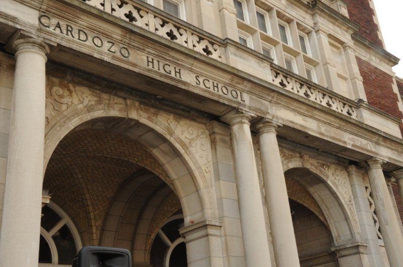 Cardozo High School, Washington D.C.