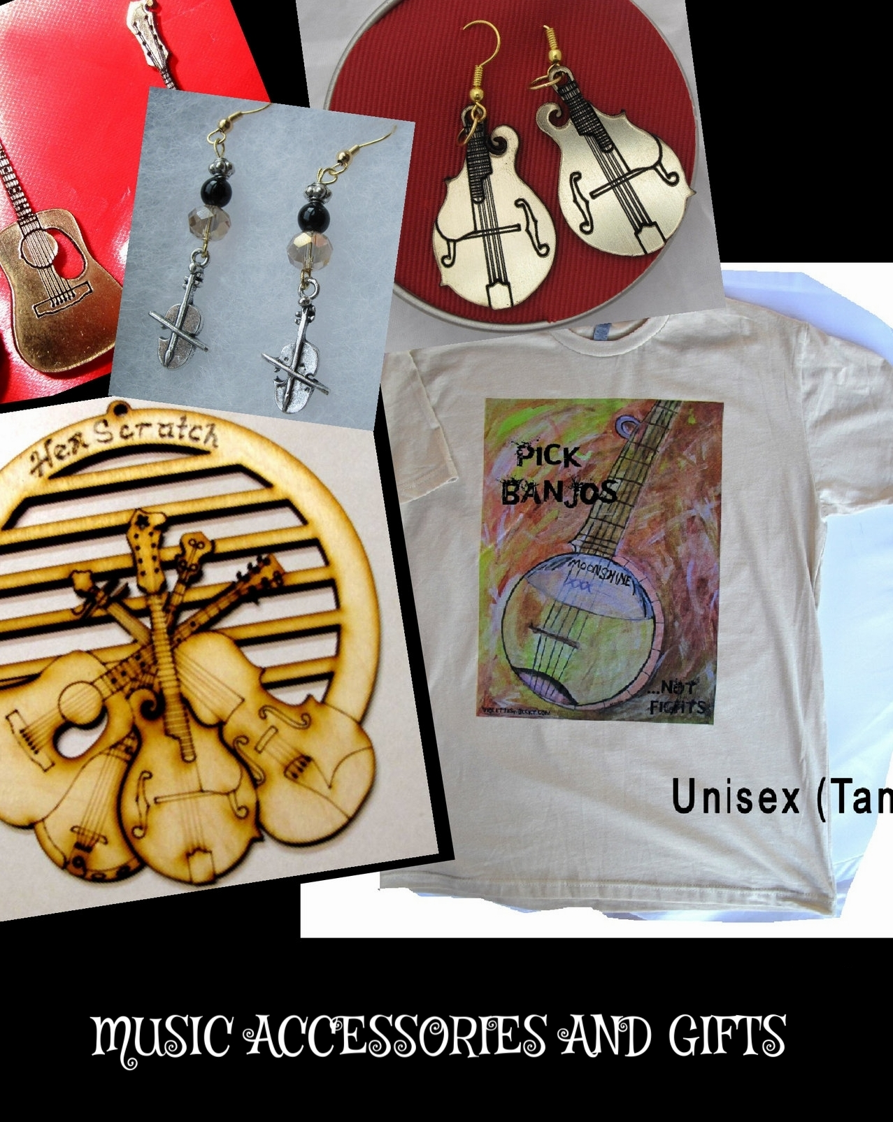 Music Accessories and Gifts
