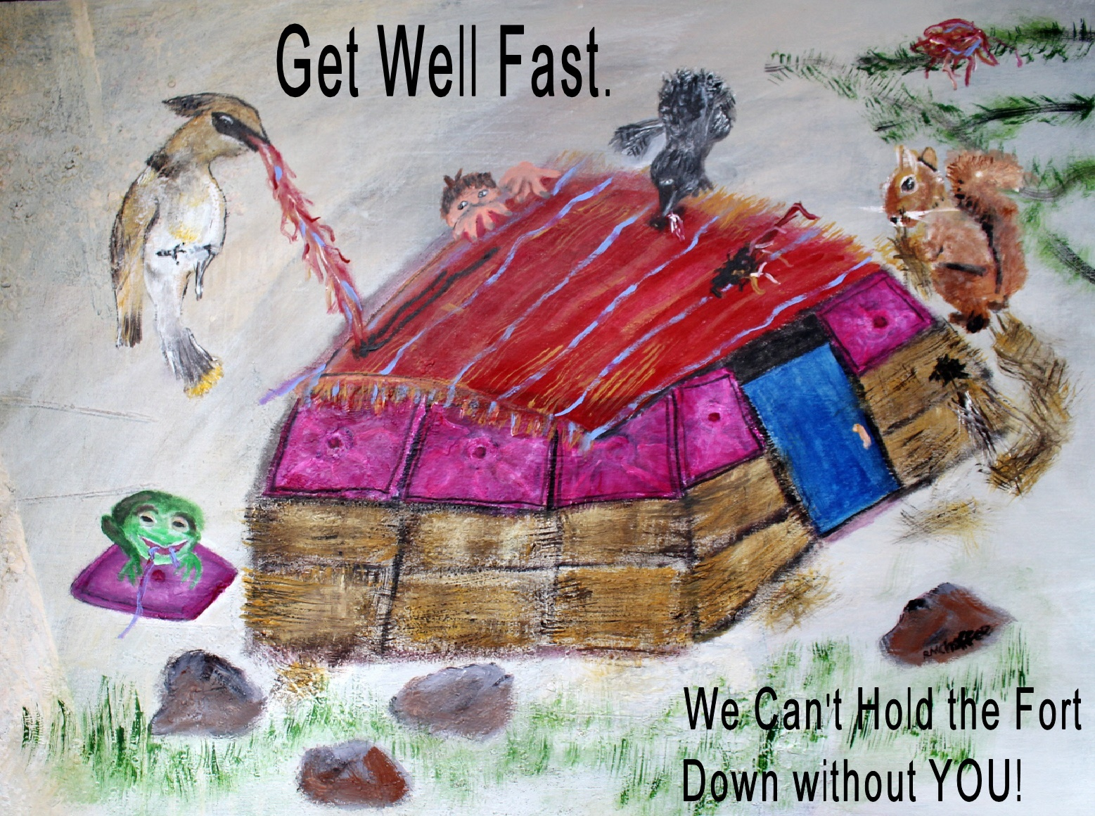 Get Well - Feel Better Cards - Miscellaneous Greeting Cards are also Great for Inspiration.