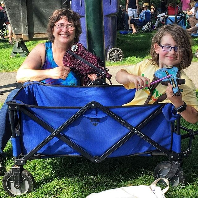 Musicteachergifts.com at #tanglewoodfestival with new young friend. She loves her #violin and her new #violin purse Saw #bostonpops , #Johnwilliams and even #yoyoMa Great weekend! #violin #cellomusic