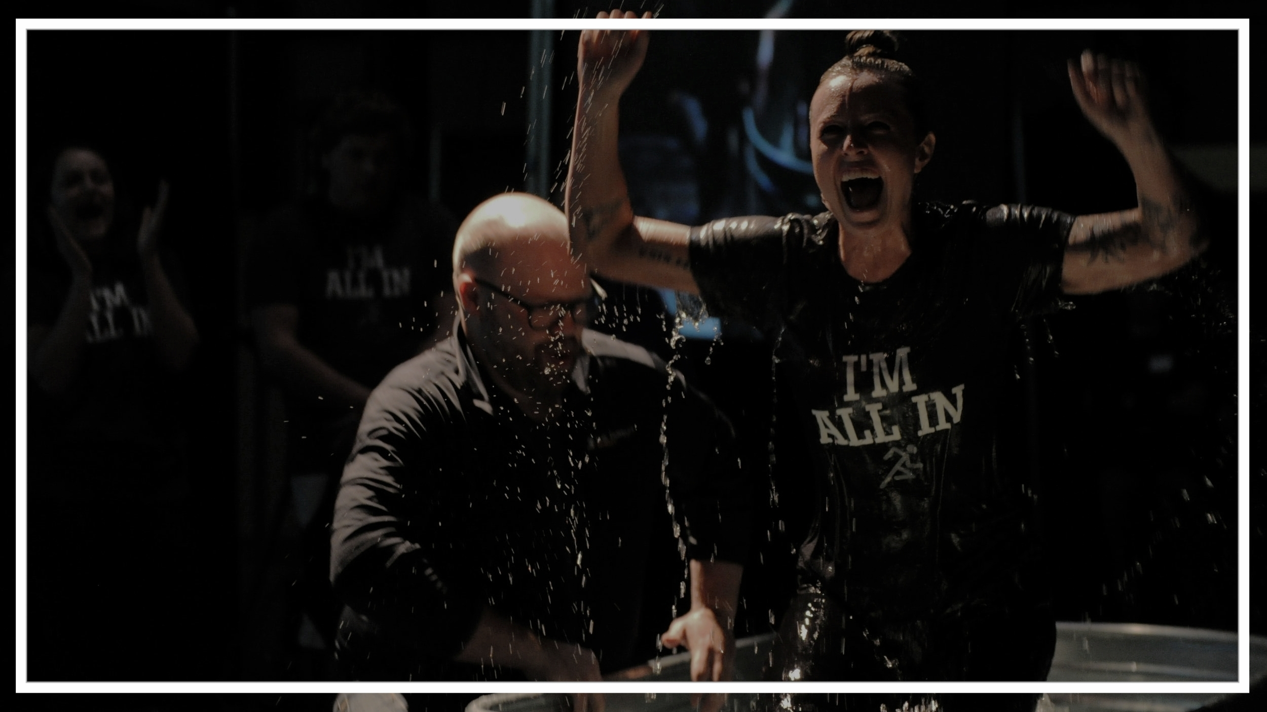 GET BAPTIZED -