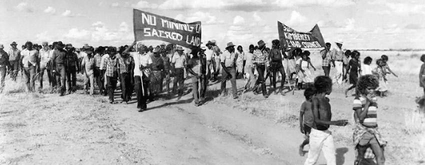 Noonkanbah March, 1978