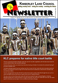 Newsletter October 2012