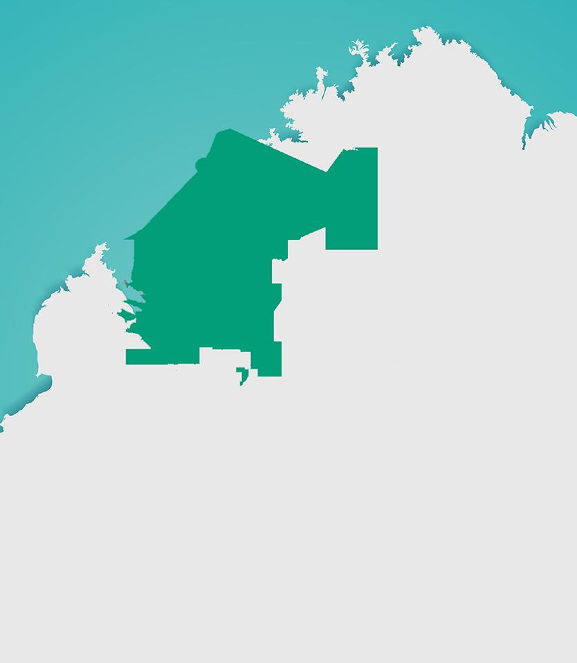 Dambi Ranger Map