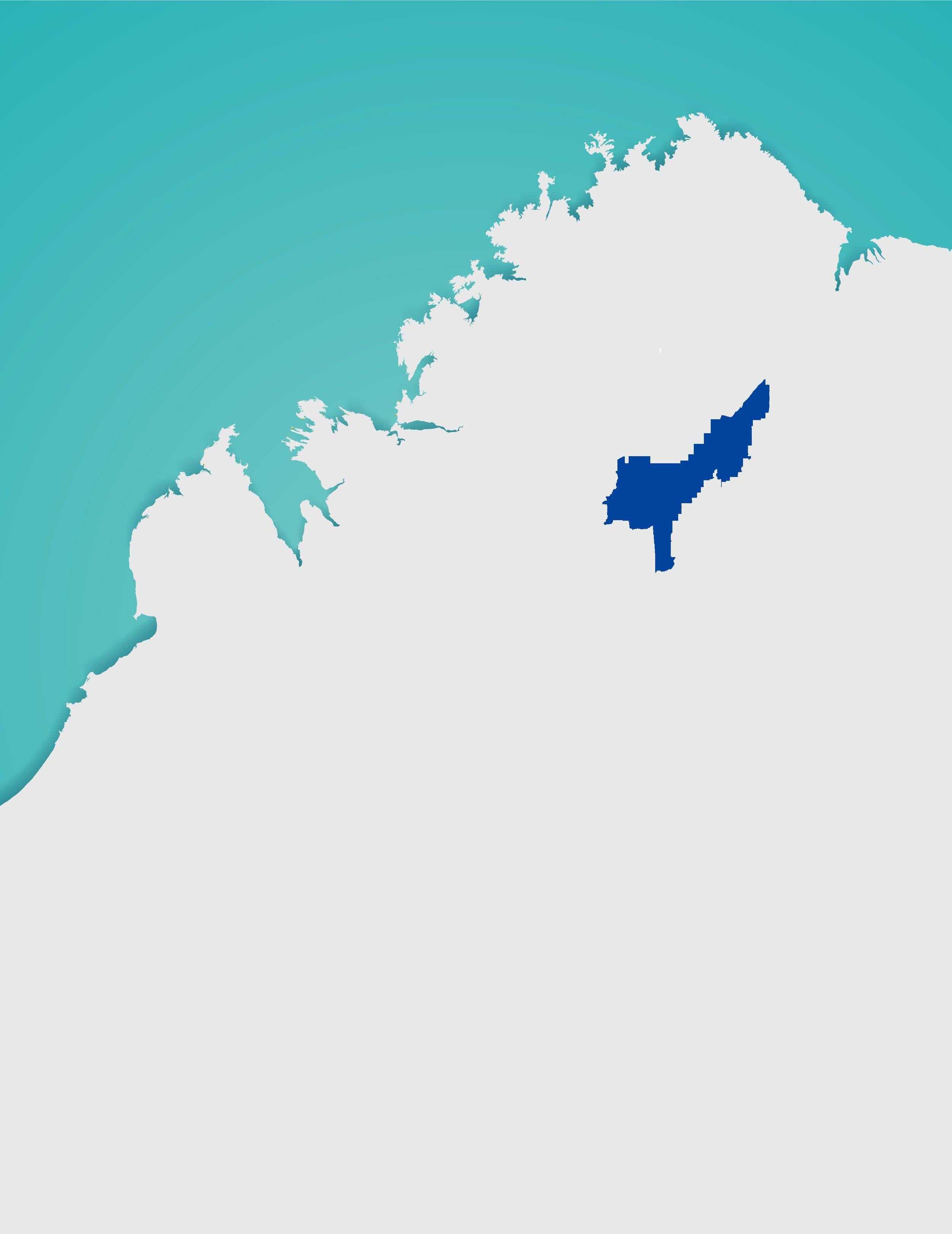 Kija Ranger Map