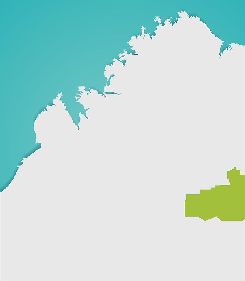 Paruku Ranger Map