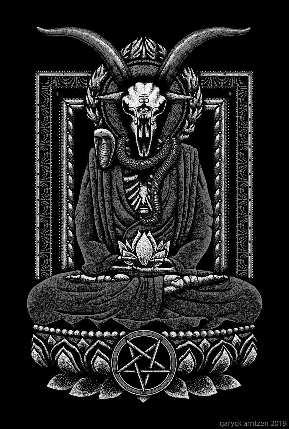 Baphomet Tranquility