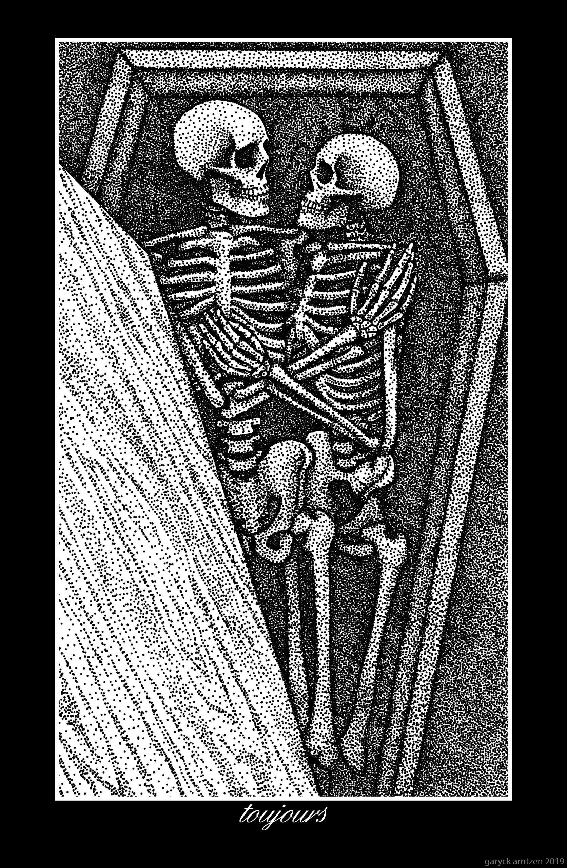 Toujours - Skeleton Lovers