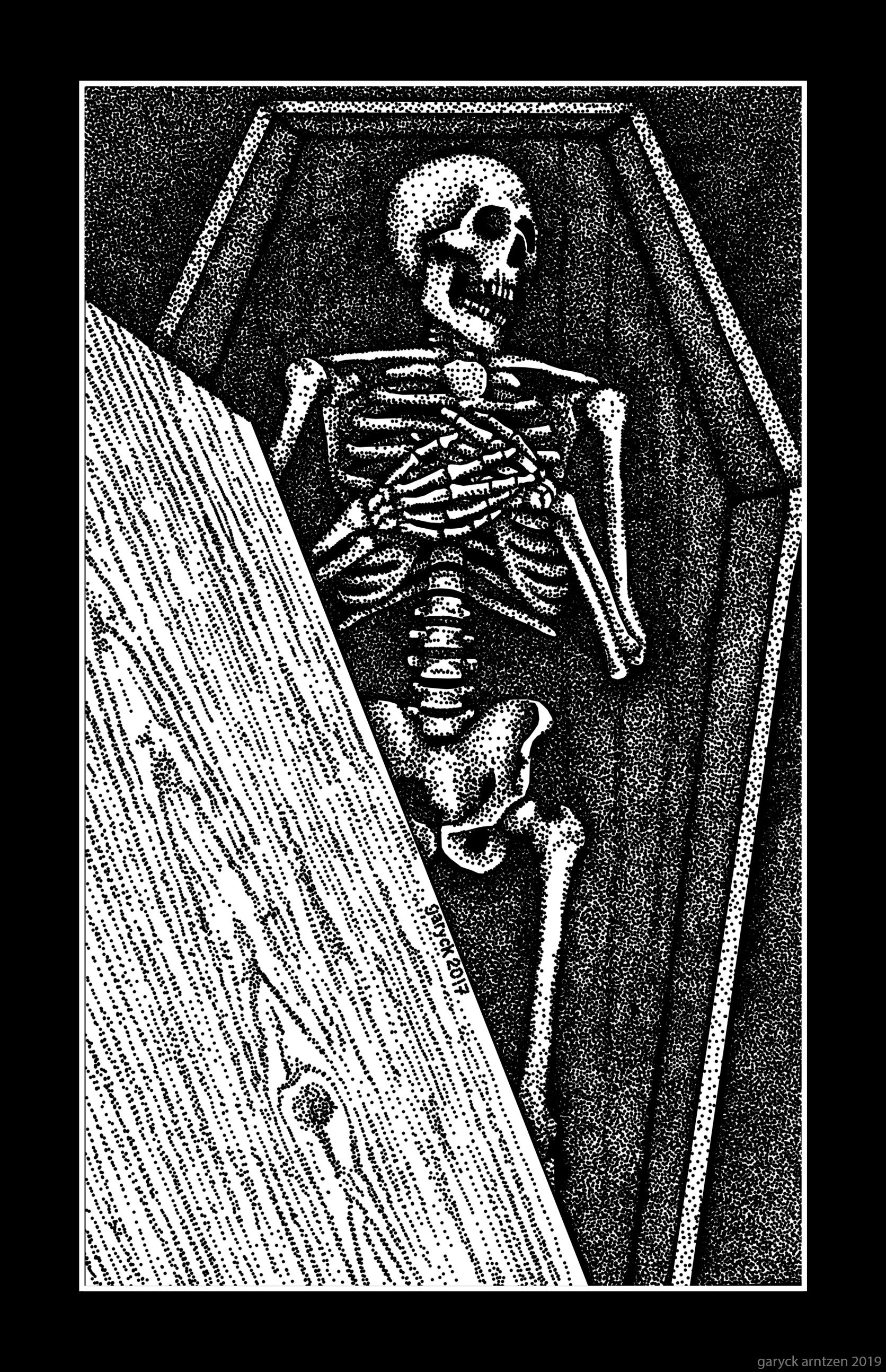 Deathbed Stipple