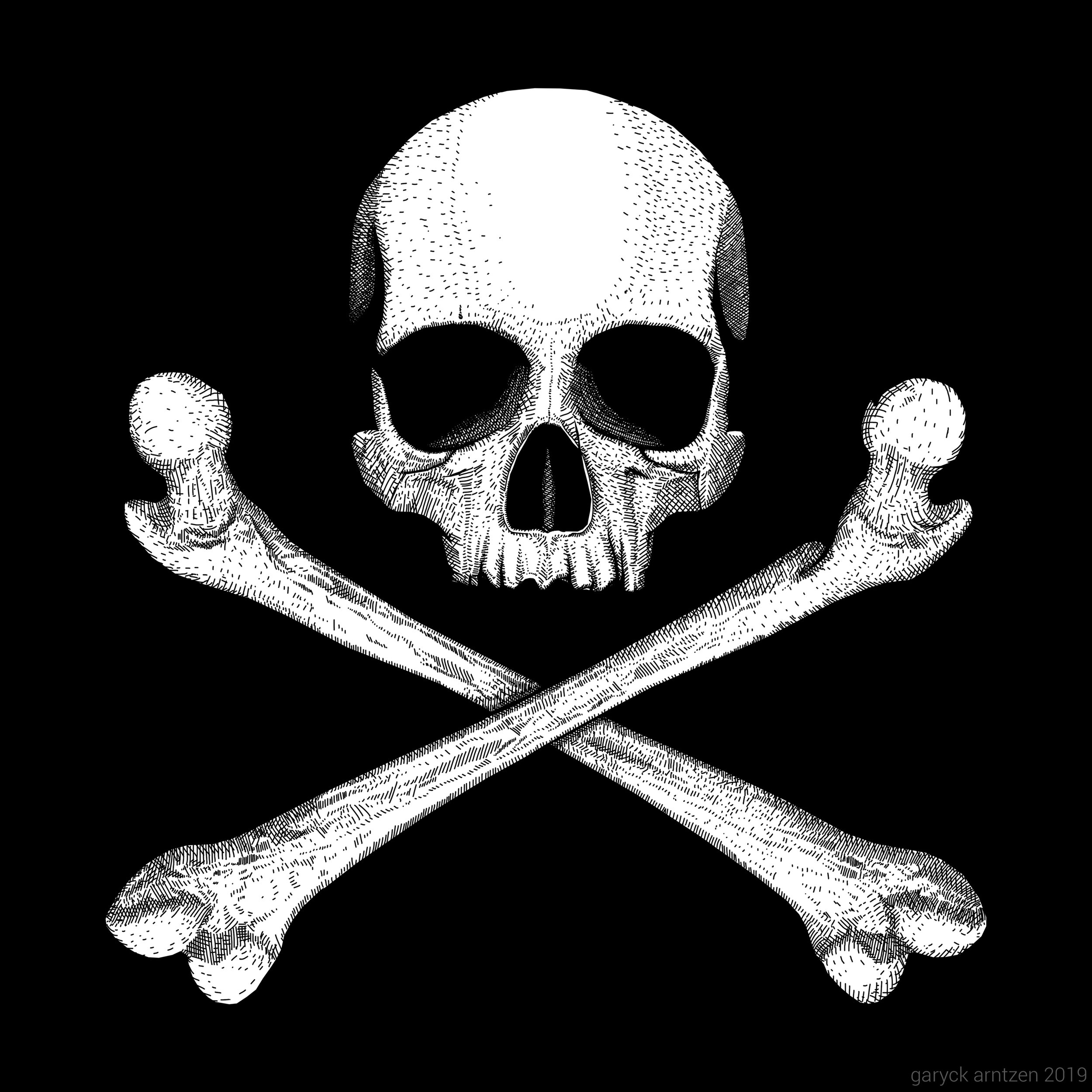 Jolly Roger Hatching