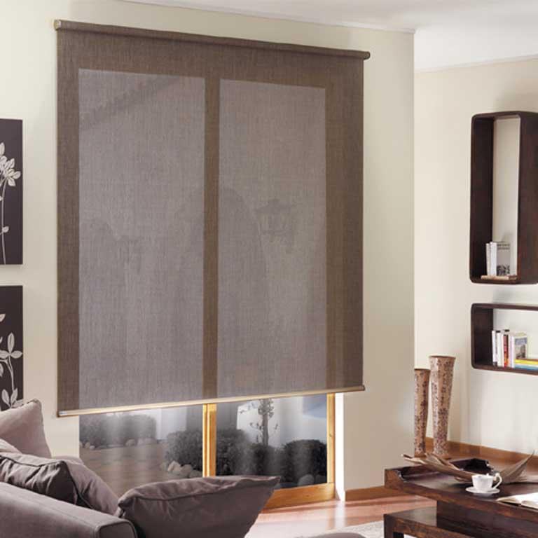 SLOW - Tende a rullo con azionamento a molla ideale per ambienti domestici e professionali