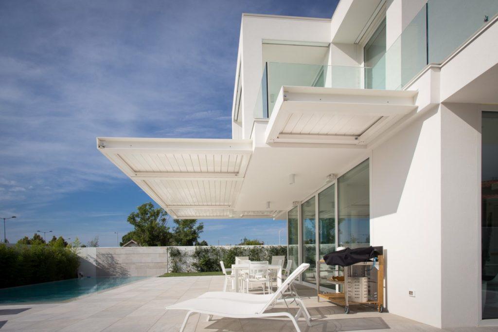 KEDRIE T - Bioclimatica stile tetto senza montanti