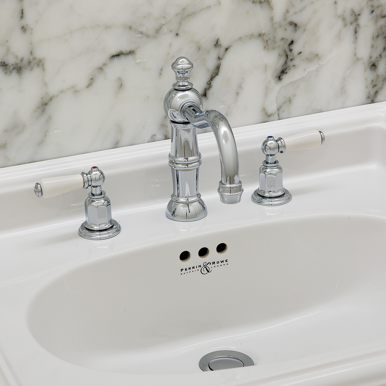 Perrin-and-Rowe Three hole basin set with country spout and lever handles-3720-.jpg