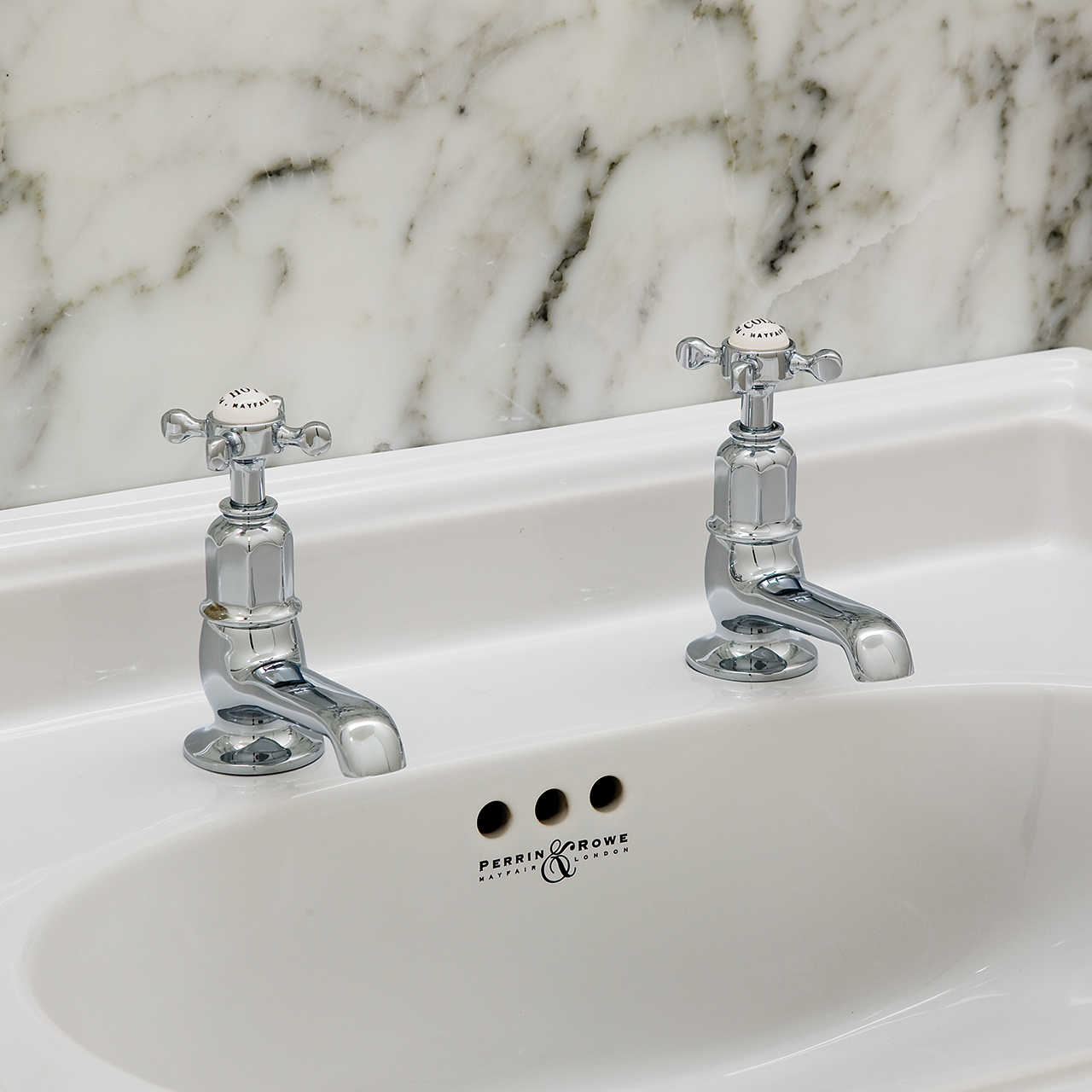 Perrin-and-Rowe Traditional basin pillar taps with crosshead handles -3476-.jpg