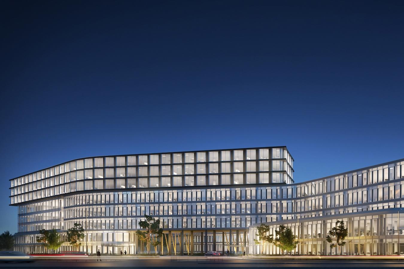 Seamark Building Elmpark