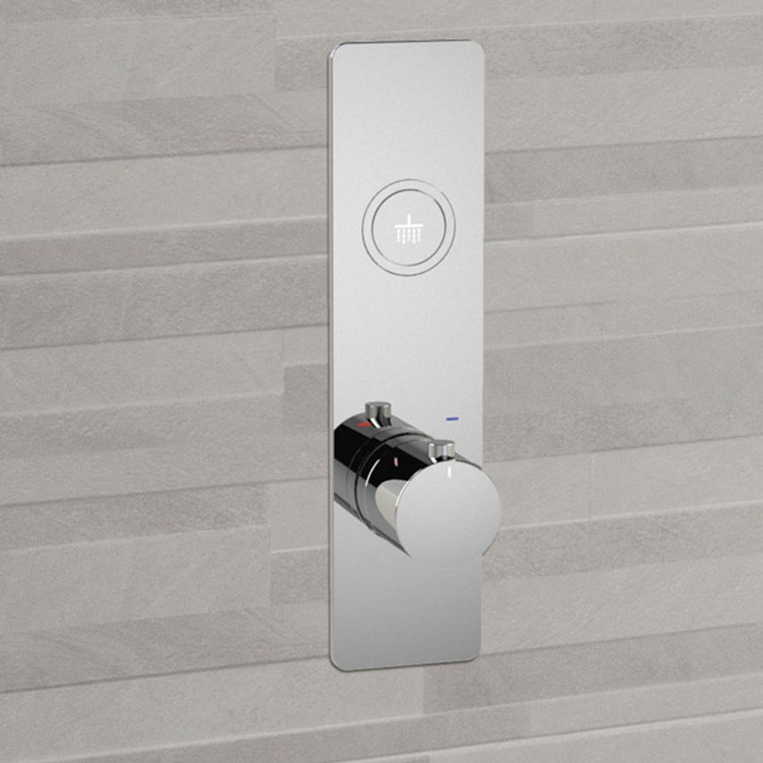 Vasari+Toccaro+Round+Vertical+1+Outlet+Thermostatic+Shower+Mixer+.waterloo+Luxury+bathrooms+dublin+commercial+contracts+Ireland.jpg