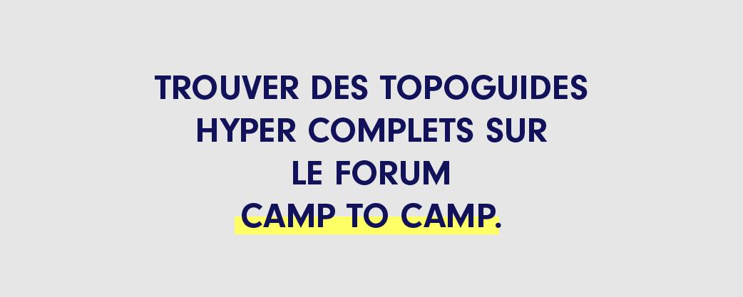 Forum CampToCamp