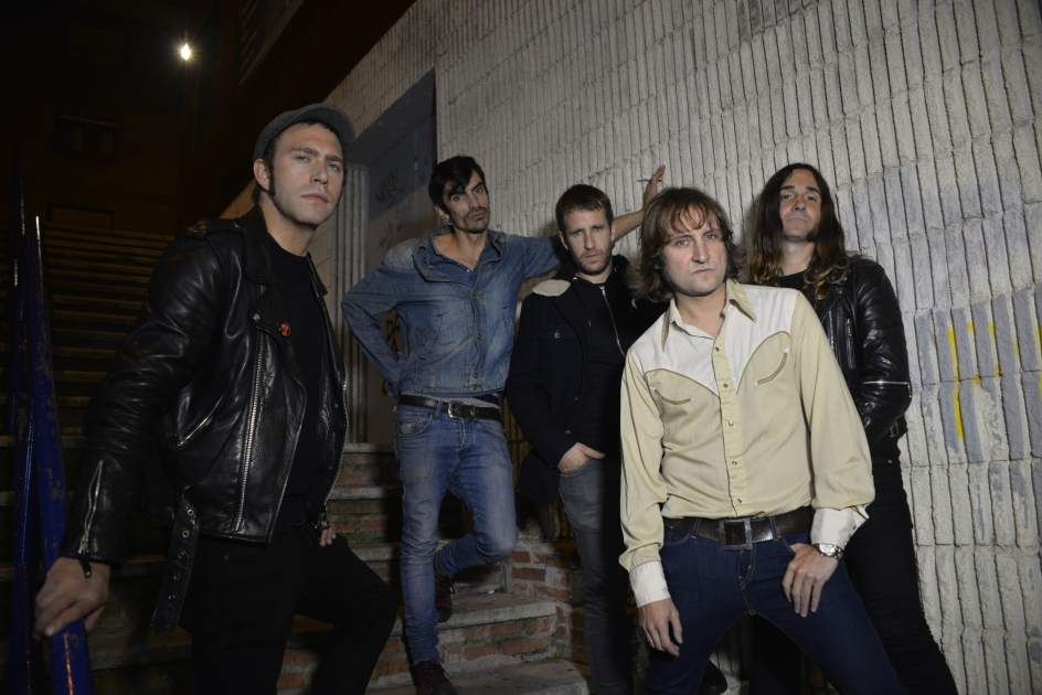 Bullet Proof Lovers - Heavy Pop - Donostia