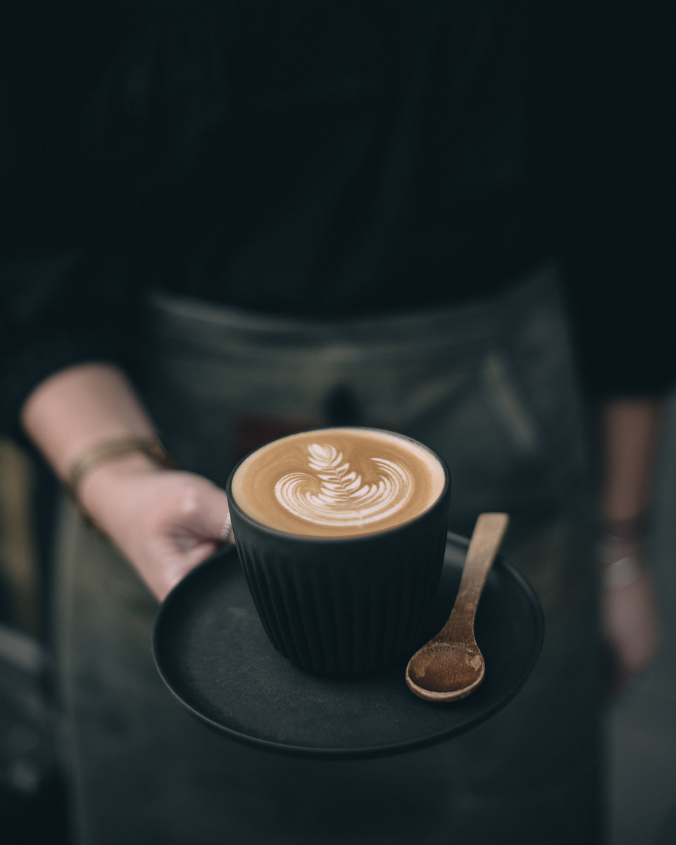 Coffee. - Best flat white I have had to date.