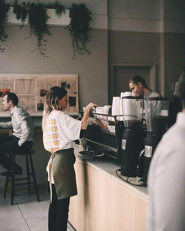 The coffee spot. London. @rosslyncoffee