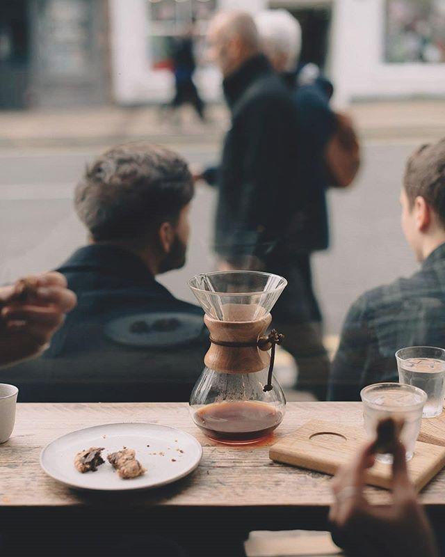 Chemex 🙌🙌 @jauntygoat_  #coffee #speciality #uk