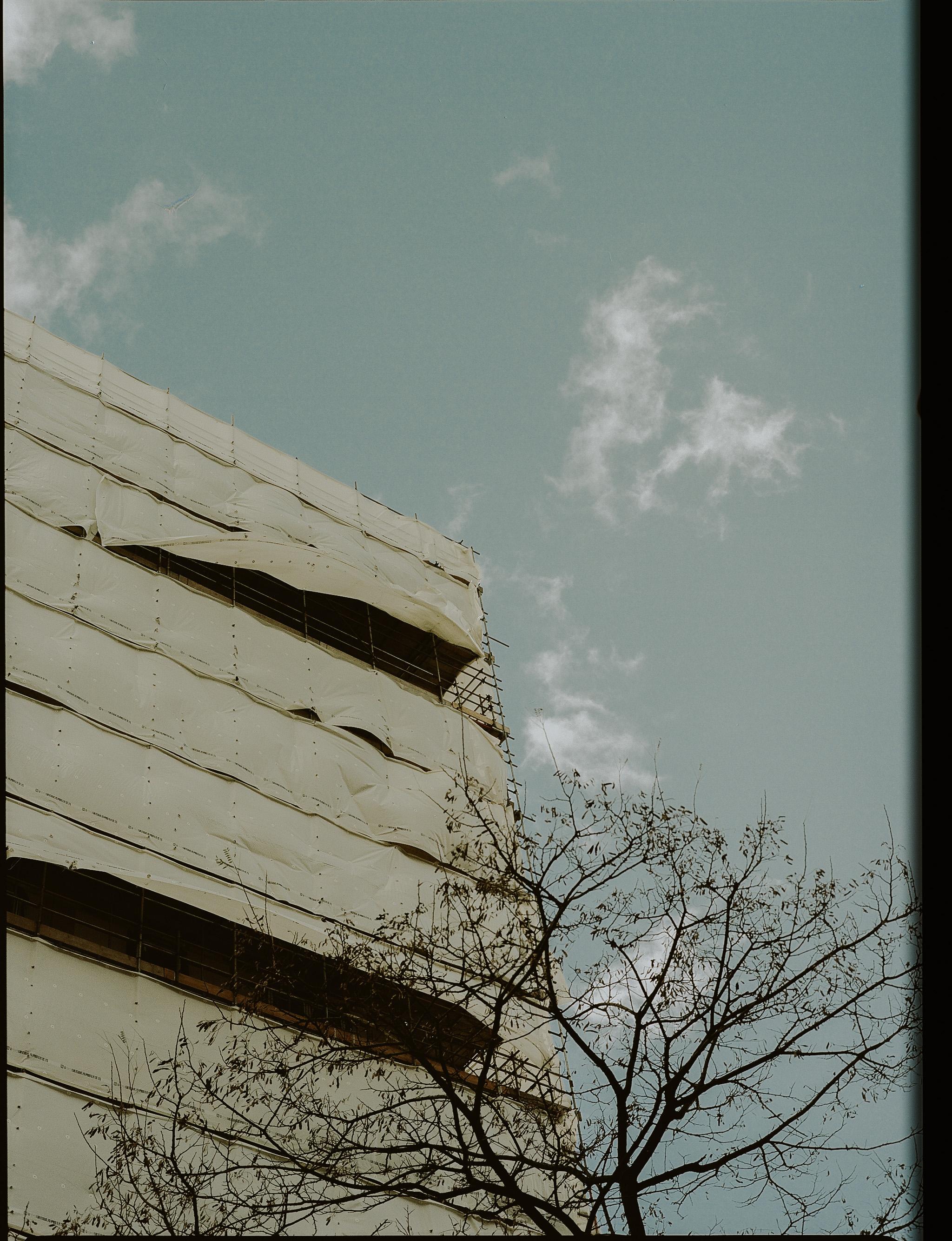 Mamiya film photography