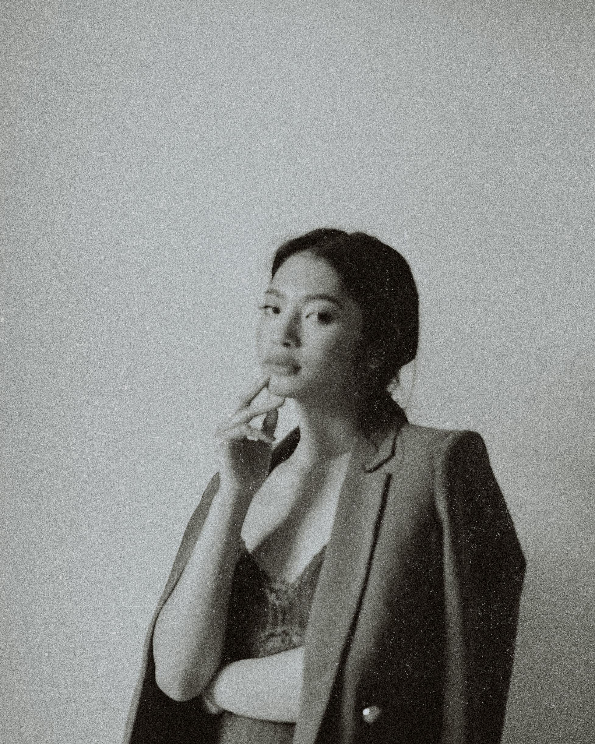 Soft focus film portrait - Jonny Noakes Photographer & Filmmaker