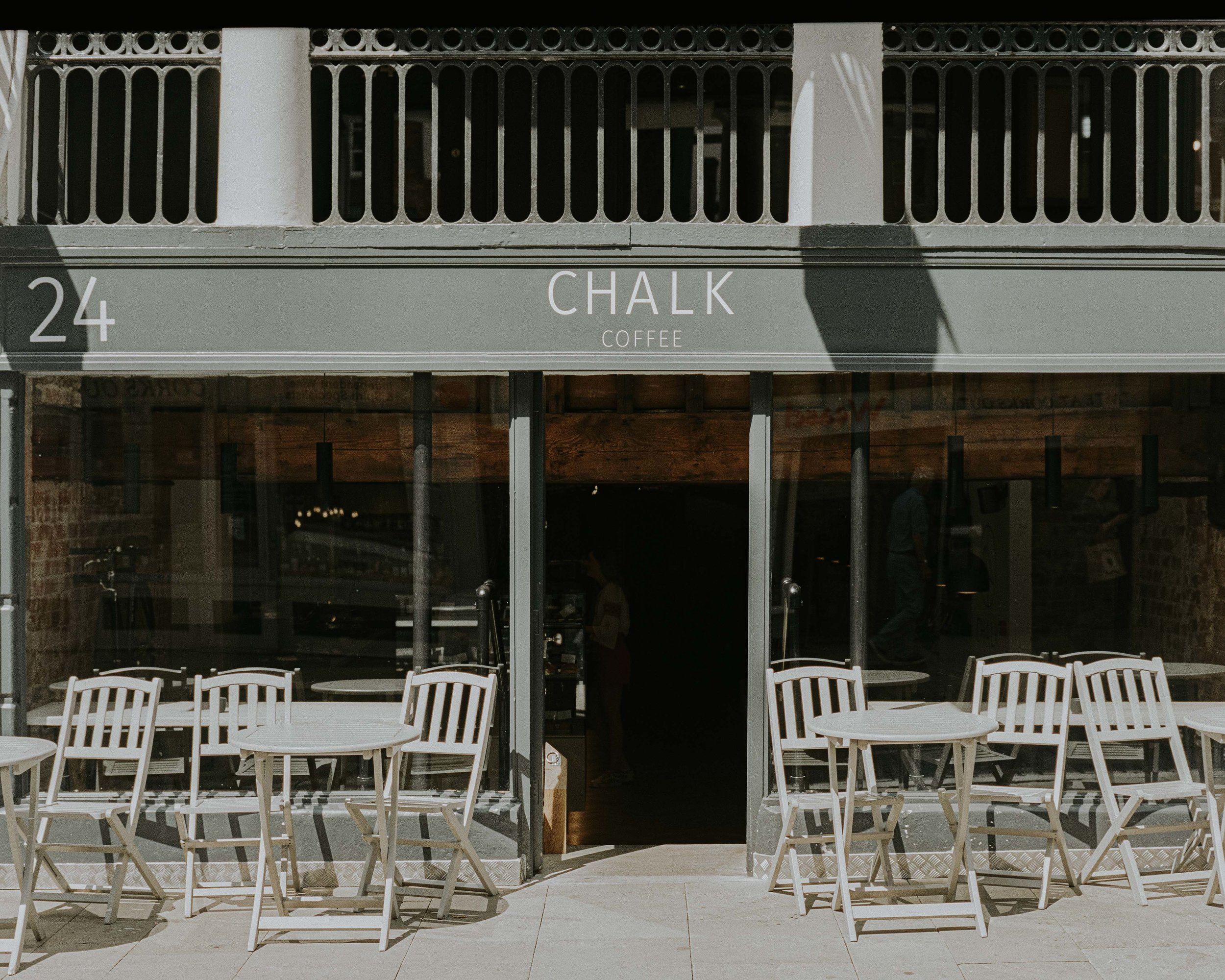 Chalk Coffee Chester - jonny Noakes